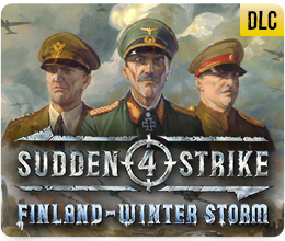 Sudden Strike 4 - Finland Winter Storm