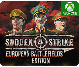 Sudden Strike 4 European Battlefields